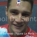 Leonardo Bonesso (Figura La Perla del Oeste - El Cadi)