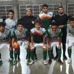 Sigue la 7ma fecha del Apertura de Futsal