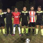 Colón de San Justo  2 -  Independiente  0 (la síntesis)