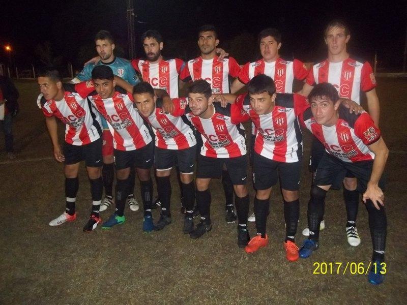 Náutico El Quillá 0 - Colón de San Justo 3