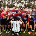 Defensores del Oeste 1 - Universidad 0 (Femenino)