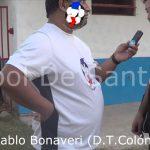 Pablo Bonaveri, analizó el empate de Colón ante La Perla