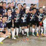 Villa Dora, campeón en Futsal