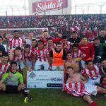 Colón fue eliminado por 9 de Julio en Copa Santa Fe