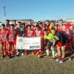 9 de Julio 4 - Cosmos FC 0 (Vuelta Copa Santa Fe)