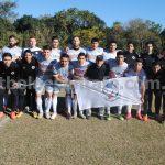 La lista de Buena Fé de Cosmos FC, para el Federal B