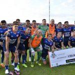 Unión 4 - Huracán (Villa Ocampo) 0 (Copa Santa Fe)