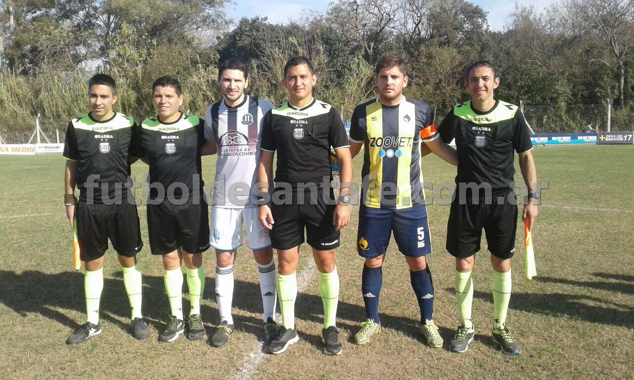 Náutico El Quillá 1 - Argentino 1
