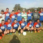 Colón0 - Defensores del Oeste3 (síntesis femenino)