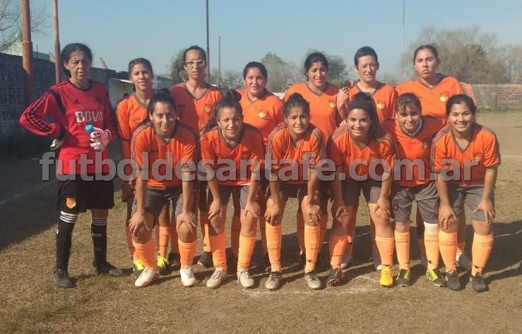 Las Flores II 2 - Dep. Agua FC 0 (Femenino)