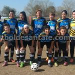 Santa Fe FC 1 - Logia 5 (Femenino)