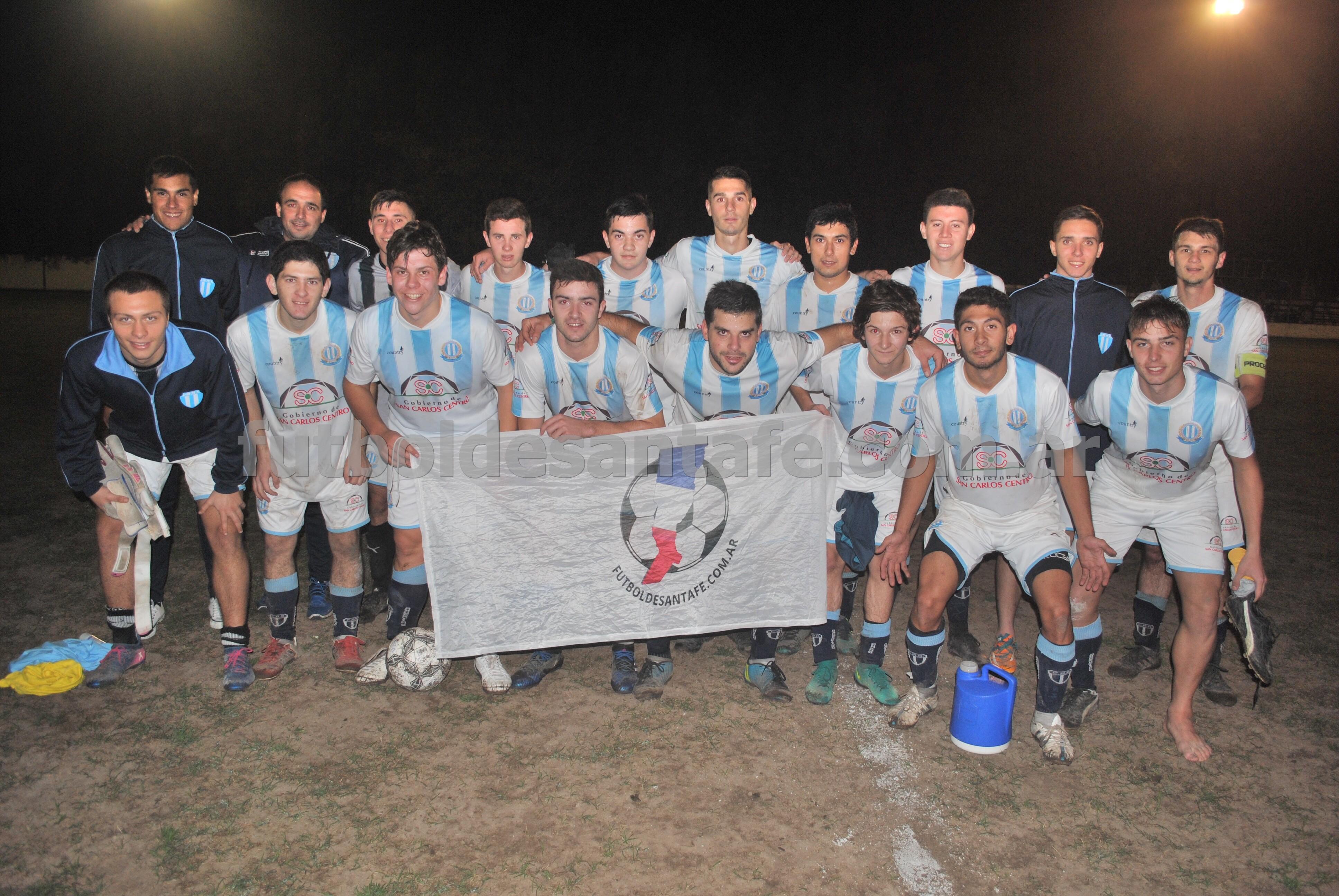 Universidad 2 - Argentino 3 (Síntesis Reserva)