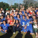 Unión 3 - 9 de Julio (Rafaela) 0 (Femenino)
