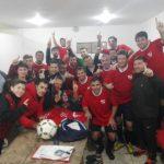 Resultados, fecha 19 Apertura Senior