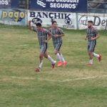 Atlético Uruguay 1 - Cosmos FC 1 (imágenes del partido)