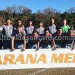 Cosmos FC 0 - Colegiales (Concordia) 1 (Federal B)