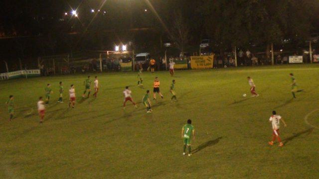 Se jugó la fecha 11, del Clausura en Reconsquistense