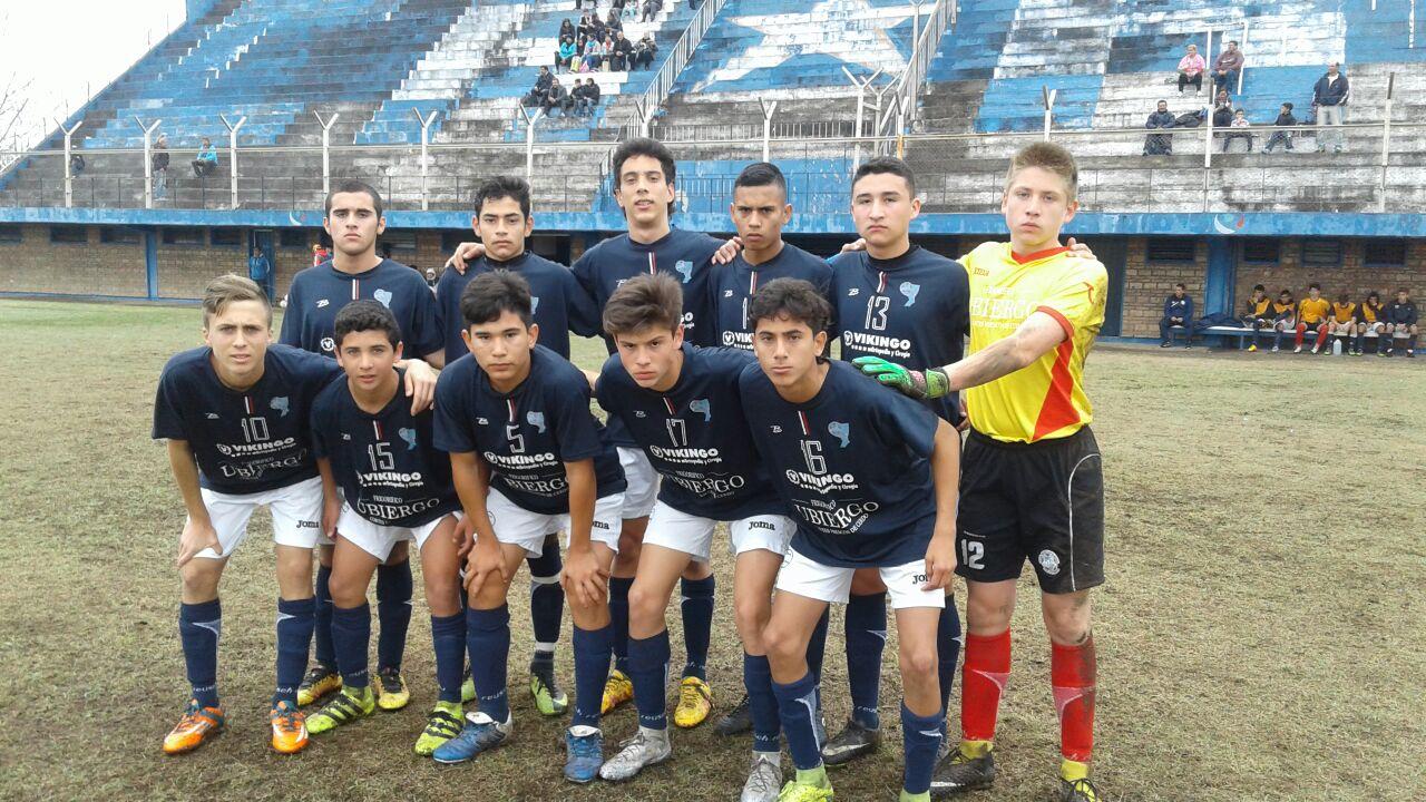 El sub 15 fue campeón en Copa de Plata