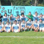 Universidad Nacional del Litoral 4 - 9 de Julio (Rafaela) 0 (Femenino)