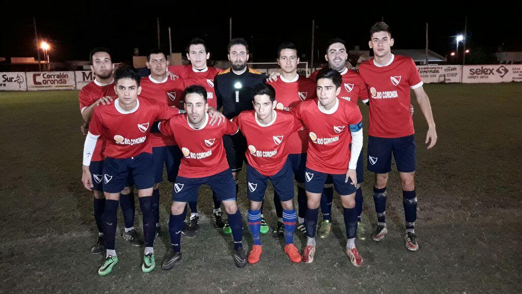 Gral. Belgrano 1 - Unión 1