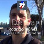 Rodrigo Núñez (figura La Perla - Argentino)