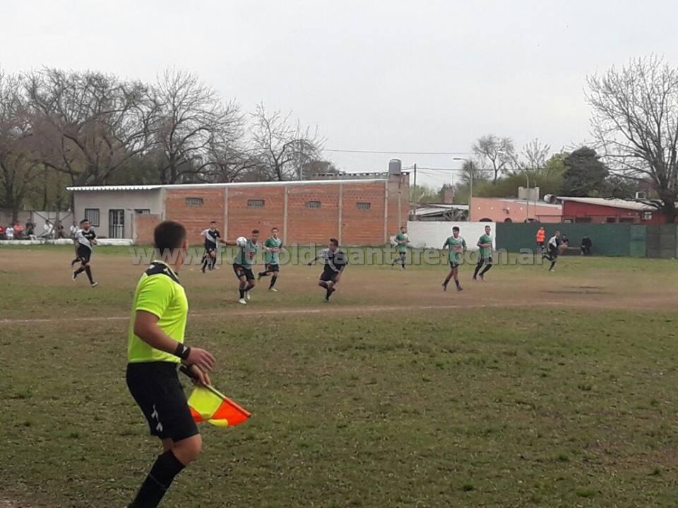 Don Salvador 2 - Deportivo Santa Rosa 2