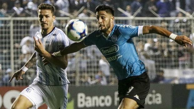 Atlético Tucumán 0 - Belgrano (Cba.) 0