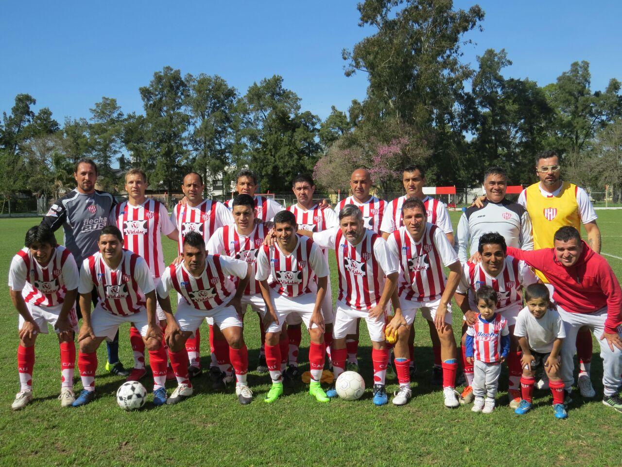 Unión 3 - Dep. Santa Rosa1 (Síntesis Senior)