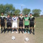 Deportivo Nobleza 2 - Ciclón Norte (Cayastá)1