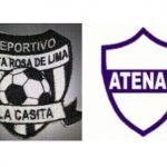Deportivo Santa Rosa 2 - Atenas 4 (la síntesis)
