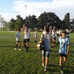 Resultados inferiores Unión de Santo Domingo, con Deportivo Elisa