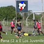 Algunos goles de Los Juveniles frente a Logia