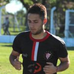 Jonatan Hozgan, se trepó a la cima de goleadores en el Clausura