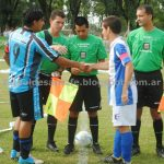 Programación y árbitros cuartos de final Federal C (Ida ascenso del Paraná)