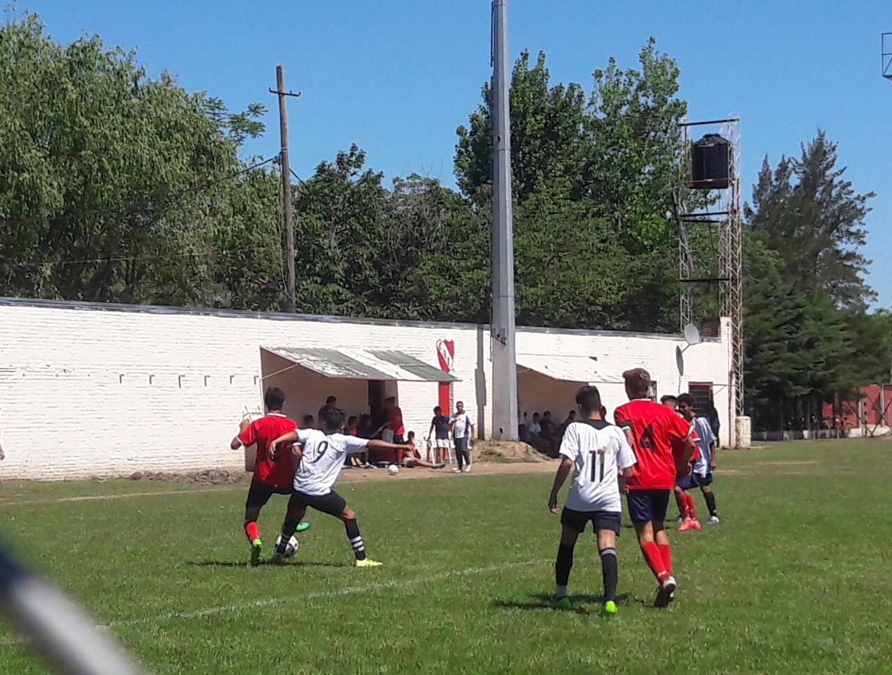 Independiente - Nacional (Inferiores mayores