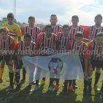 Juventud Unida 2 (5) - Deportivo Santa Rosa 2 (4)