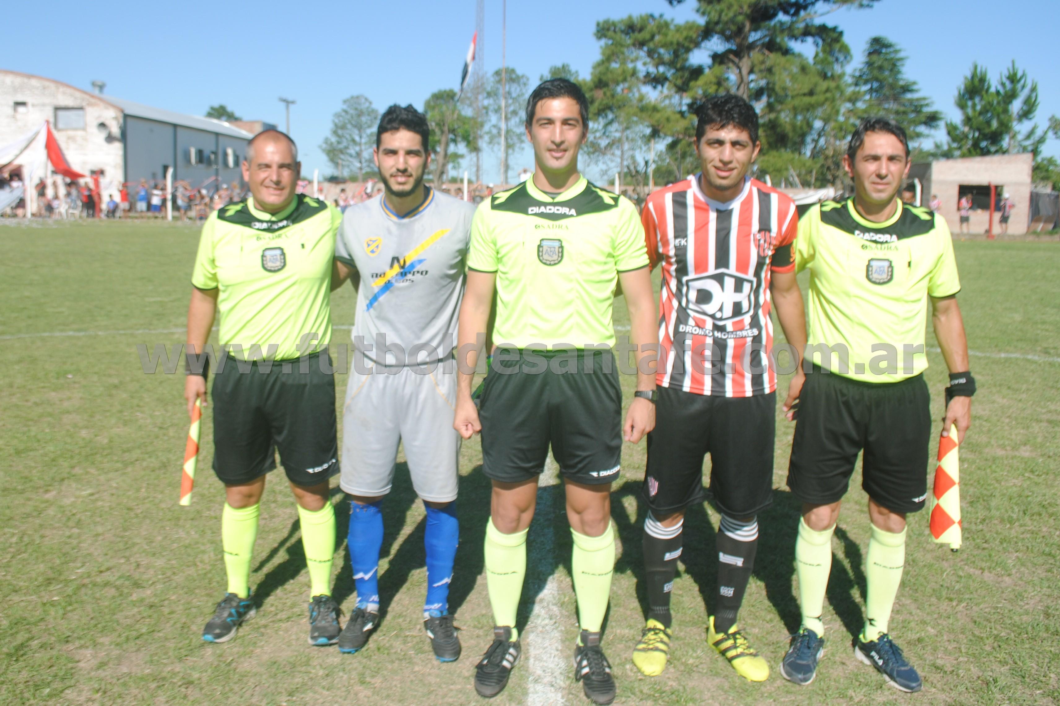 Juventud Unida 0 - Sportivo Guadalupe 2 (Semifinal octogonal, la