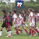 Unión 4 - Colón 0 (Femenino, Compacto del partido)