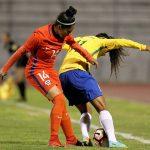 Se puso en marcha el grupo B del Sudamericano Femenino Sub 20