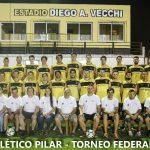 La lista de Buena Fe, de Atlético Pilar, para el Federal C