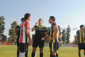 Designaciones arbitrales semifinales Primera y Reserva Clausura Antonio Bossio