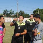 Programación y árbitros, segunda fase Copa Federación (ida)