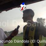 Facundo Dándolo, analizó el triunfo ante Sanjustino