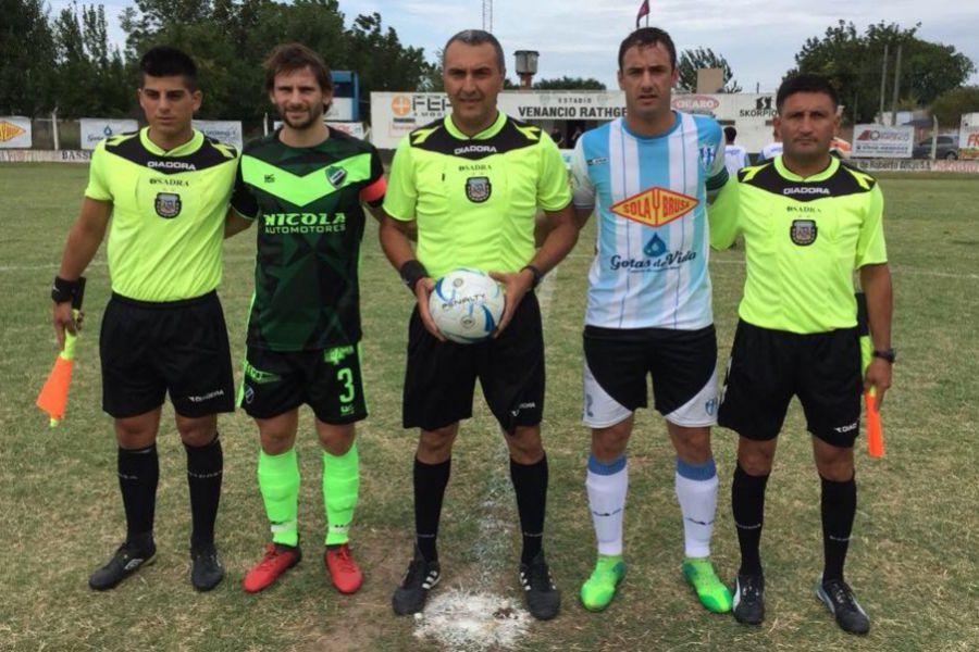 Resultados 3ra fecha Torneo Federal C (Equipos de la Provincia)