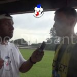 Sebastián Ingino, analizó la victoria ante Sanjustino