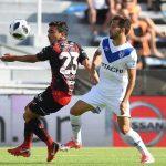 Velez Sarfield 0 - Patronato 2 (comentario y goles)