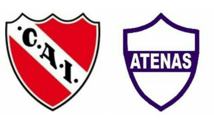 Independiente 1  - Atenas 0 (Síntesis Reserva)