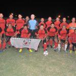 """Newell´s 1 - Colón 1 (Apertura José """"Chiqui"""" Pagliarella, suspendido)"""