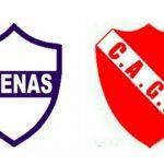 Atenas 2 -  Gral. Belgrano 1 (la síntesis)