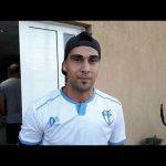 Emanuel Vallejos, palpita el duelo El Quillá - Argentino de Franck